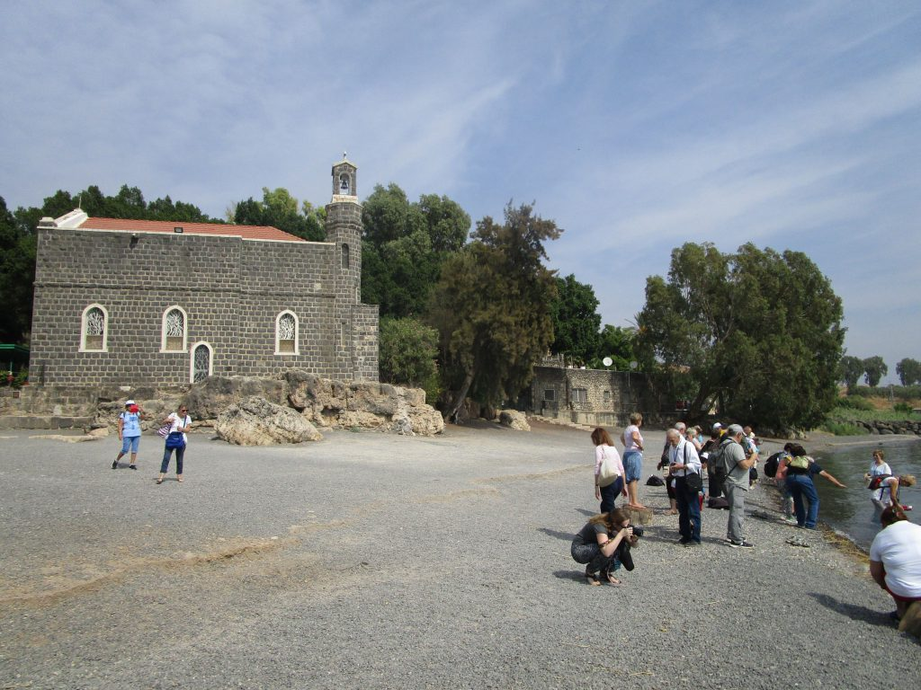 Primatskapelle (s. Joh 21)